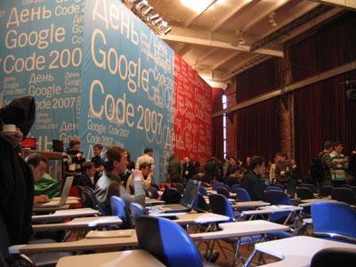 Google Code Day