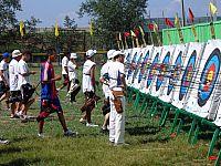Чемпионат России по стрельбе из лука 2009. Улан-Удэ