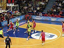 Баскетбол. Евролига. ЦСКА - Барселона
