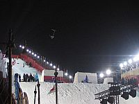 Финал кубка мира по фристайлу. Москва. 14 февраля 2009