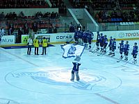 Хоккей. Динамо Москва - СКА