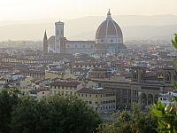 Флоренция. Санта-Мария-дель-Фьоре