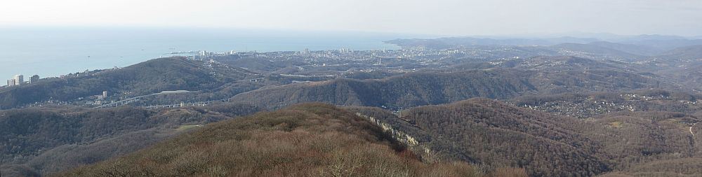 Панорамы Сочи