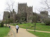 Португалия. Брага - Гимараэш - Коимбра - Томар