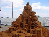 Чемпионат мира по скульптуре из песка 2009