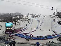 Олимпиада 2014 в Сочи. Экстрим-парк Роза Хутор