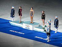 Олимпиада 2014 в Сочи. Фигурное катание. Женщины
