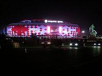 Футбольный стадион Спартака Открытие-Арена