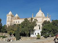 Saint Louis Cathedral. Carthage