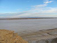 Солёные озера Туниса