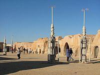 Тунис. Декорации Звёздных войн. Татуин