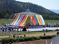 Сурхарбан в Улан-Удэ 2009